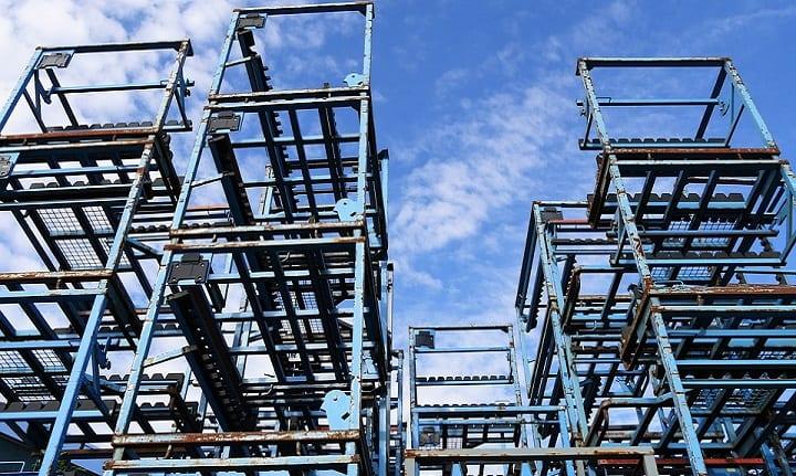 Tower Of Specialised Transport Frames